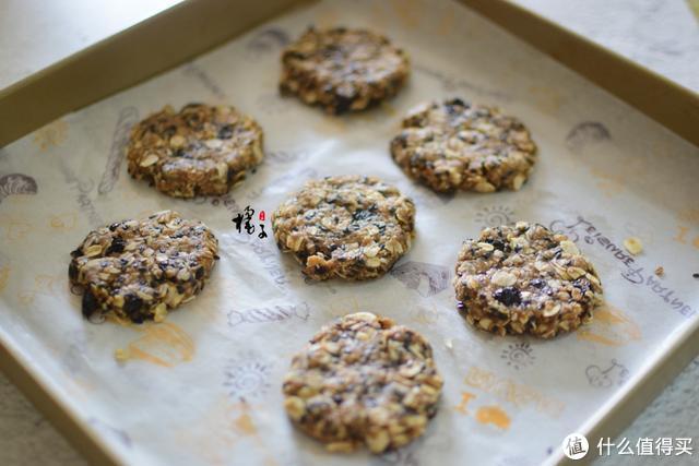 不用黄油照样做饼干,而且高纤低脂还低糖,做法简单,一看就会