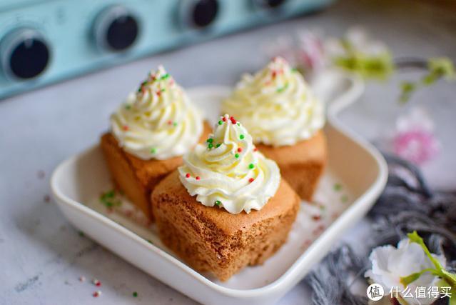 孩子最爱的奶油杯子蛋糕,再也不用出去买了,自己做零添加更健康