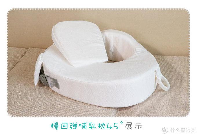 亲测爱孕慢回弹哺乳枕!惊艳你的哺乳期