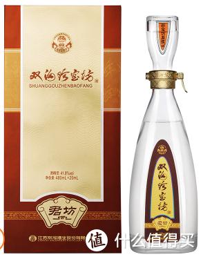 为老爸囤酒—单瓶装双沟珍宝坊君坊(480ml+20ml,41.8度)