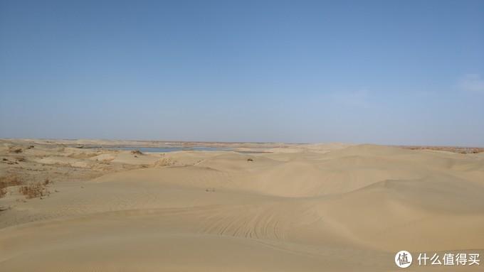 塔克拉玛干大沙漠