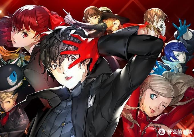 重返游戏:《女神异闻录5皇家版》中文版PS商店预购开启
