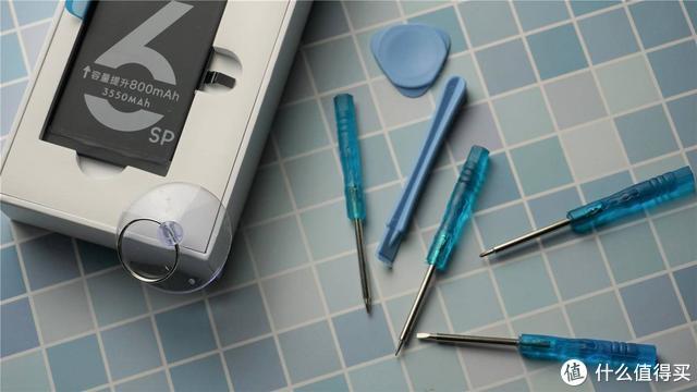iphone 6SP怒换电池体验分享:这一次我换的是3550毫安时顶配版