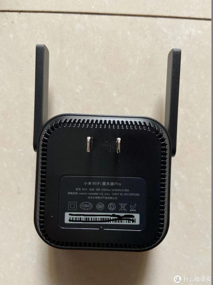 解决WIFI问题---小米wifi放大器pro wifi信号增强器入手记