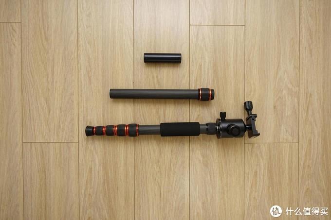 摄影小白视角,捷宝853 Pro碳纤维三脚架使用测评
