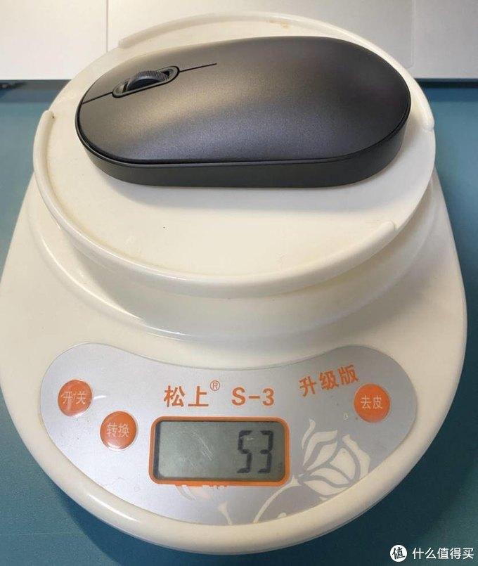 鼠标界的时尚新宠:米物鼠标 Air 体验评测