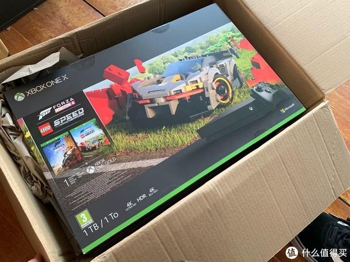 黑五给力,时隔两年再次入手Xbox One开箱