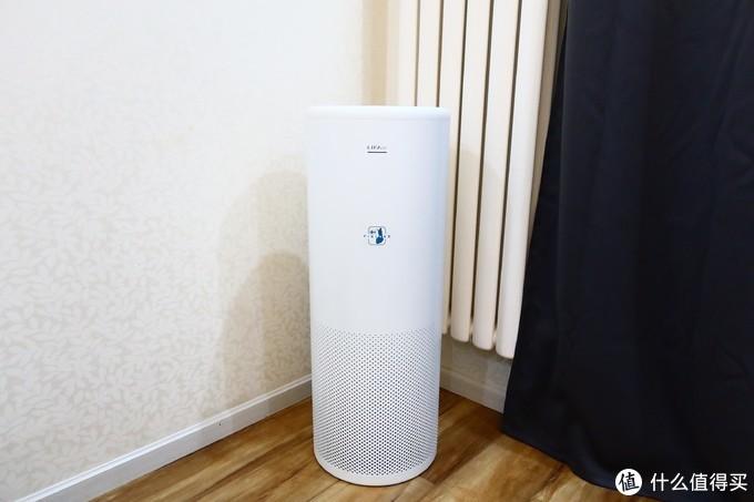 LIFAair LA500全智能空气净化器——特立独行,兼具颜值与实力