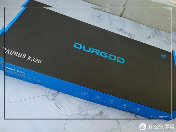 三模连接,切换顺滑,Durgod K320w 上手体验