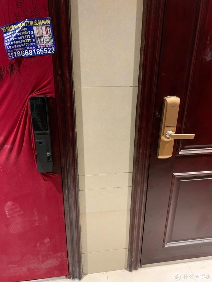 小米推拉式门锁安装+配套蓝牙网关的思考