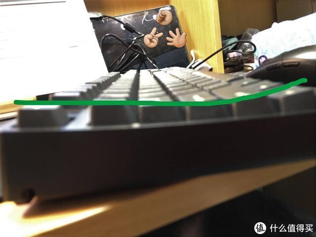 超级划算的GANSS 104键机械键盘开箱评测:品质对得起售价,不亏