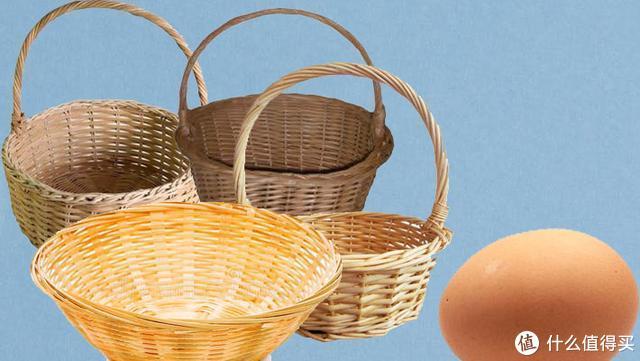 鸡蛋不装在同一个篮子里的前提,是得有多个鸡蛋