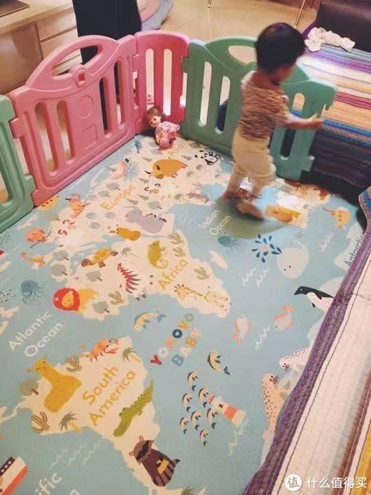 为了宝宝爬行垫,我和婆婆差点打起来,还好遇到了它!