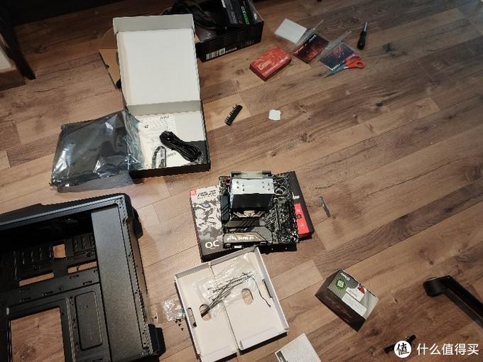 迟到的双十一装机作业,AMD yes!