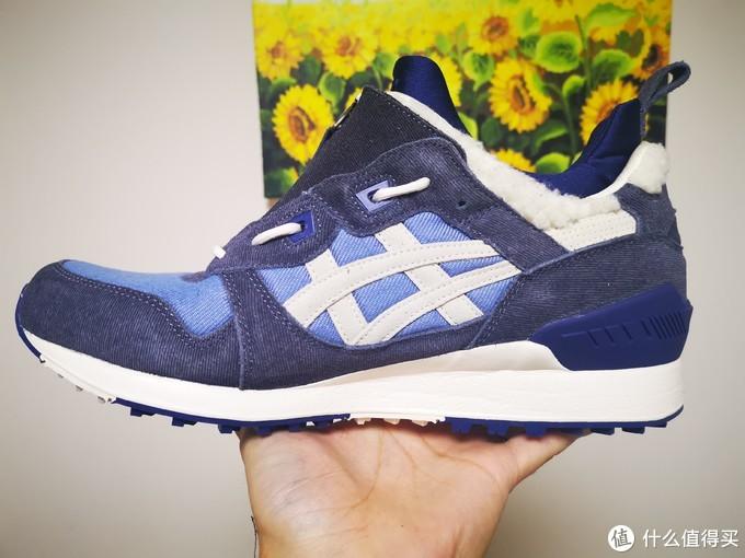 亚瑟士出品的棉鞋——ASICS Tiger Gel-Lyte MT 保暖款开箱