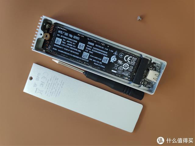 奥睿科 M.2 nvme USB 3.1硬盘盒体验