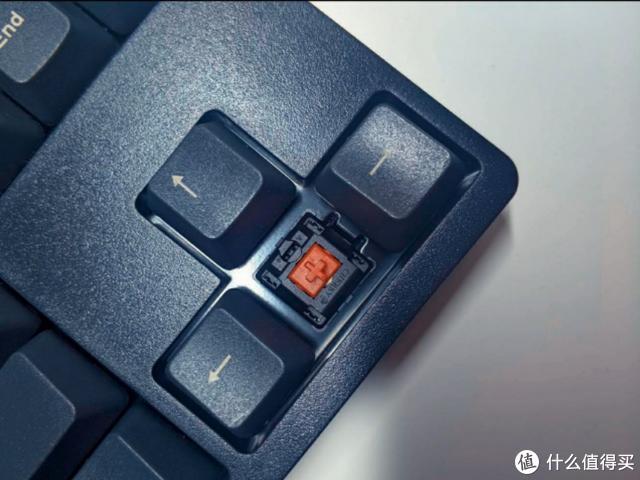 入门级樱桃轴键盘——高斯 GS87C机械键盘
