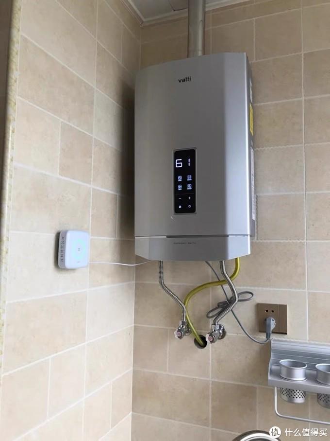 天冷洗澡不再难,让家人好好洗个热水澡,华帝燃气热水器i12055体验