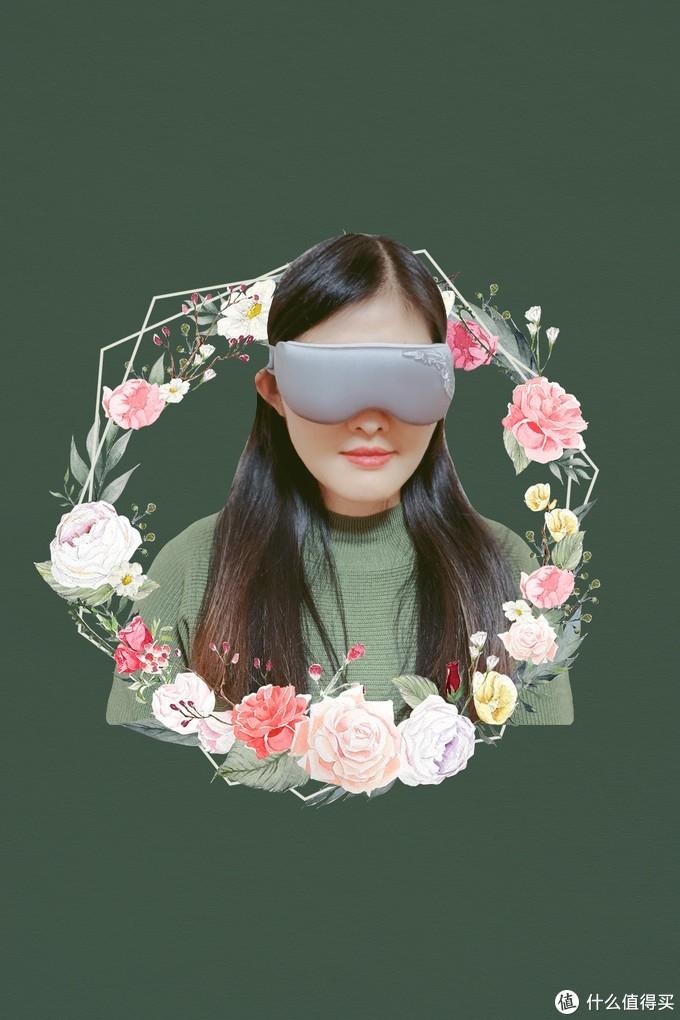用眼一族的奢华享受:美貌与科技并存,畅音鹤蝠智能蒸气眼罩