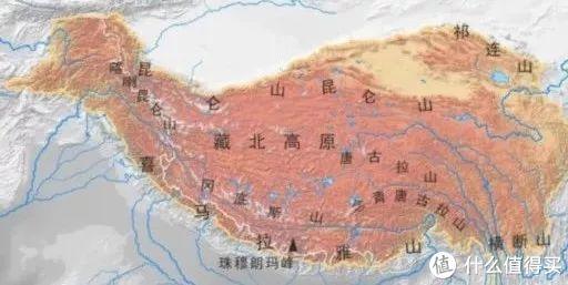 西藏山脉,图片来自网络