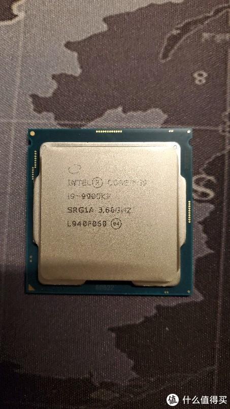 I9-9900KF,原图字迹清晰