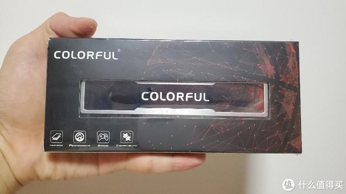 七彩虹马甲条DDR4-3200