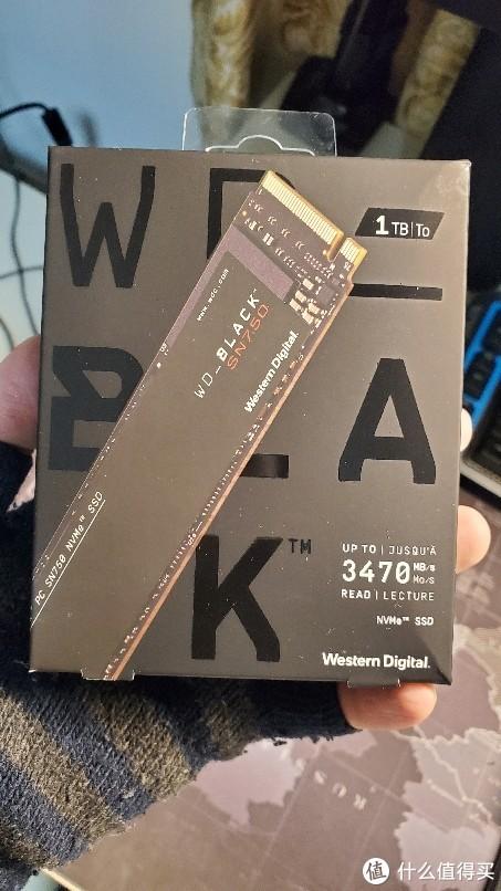 西数WD-SN750