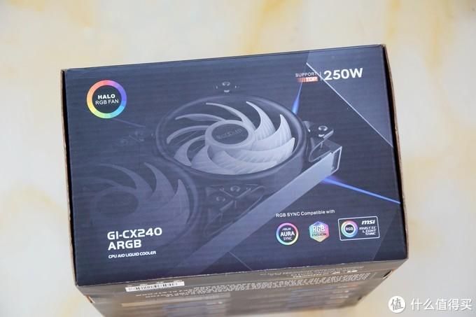 9900K是否能上240水冷?超频三新品:凌镜一体式CPU水冷散热器体验