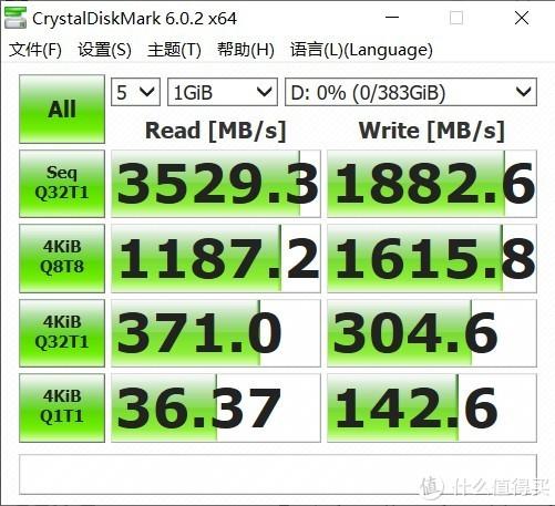 ▲ 手中的这台采用了PM981 SSD,IO性能跑分结果也发挥出了NVME SSD的正常水平。