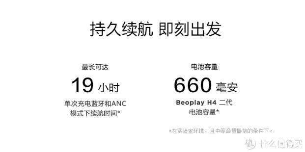 续航19小时、一键语音助手:B&O PLAY 第二代 beoplay H4 Gen2 蓝牙耳机 上架预售 2298元