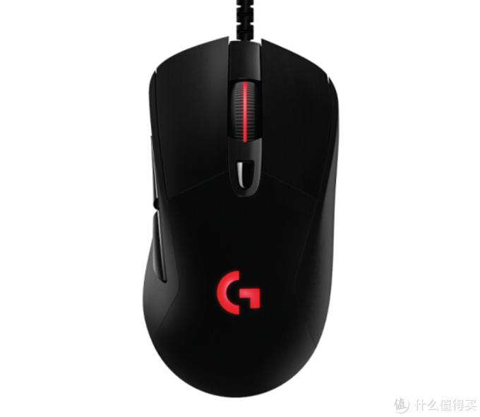 升级HERO 16K传感器:罗技新版G403 HERO游戏鼠标 上架开售