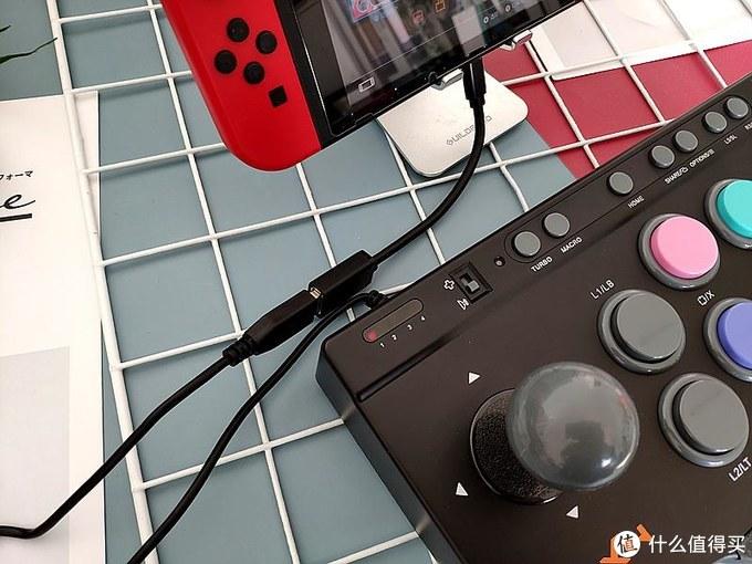 在家就能体验大型游戏机的击打感,莱仕达格斗士街机摇杆