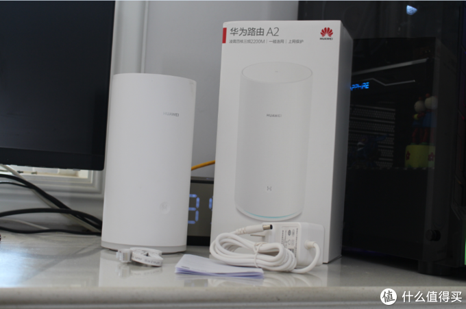 千兆四核三频NFC一碰连网集各种黑科技一身的华为A2路由体验