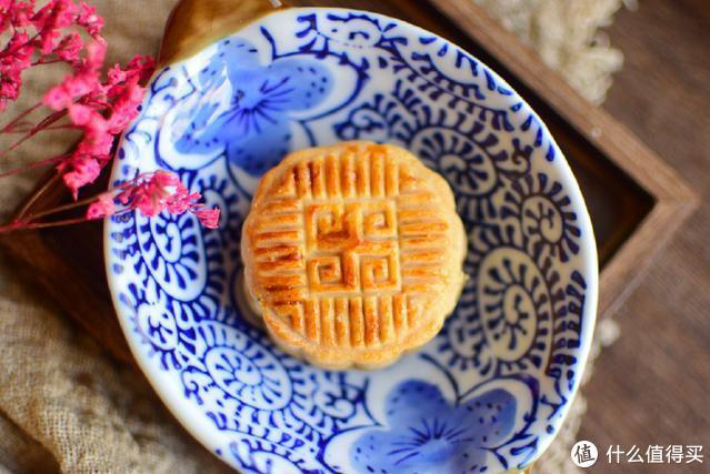 自己做月饼,好吃又卫生,做法一点都不难
