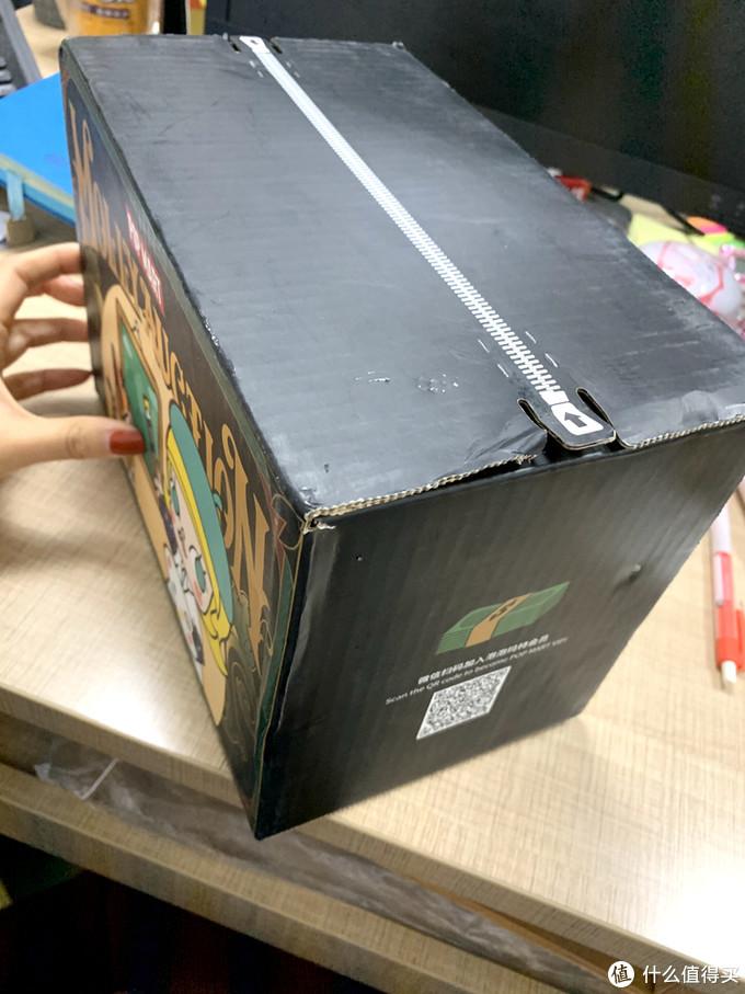 POPMART 泡泡玛特 双11随机福袋盲盒 简晒