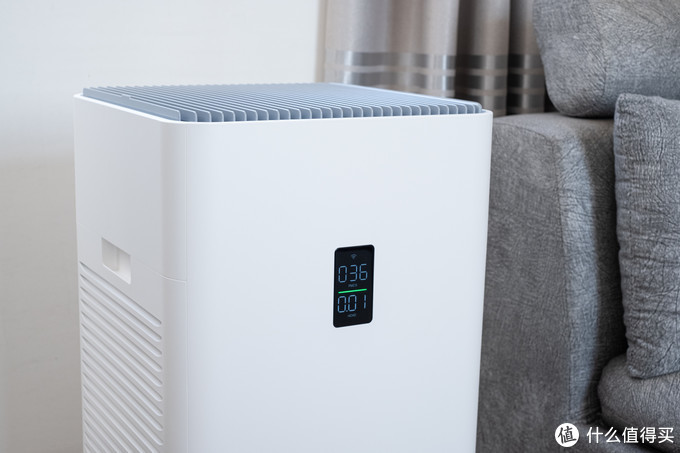 远离雾霾,在寒冷冬日中渡过一个明净的暖冬:352 Y100C 空气净化器