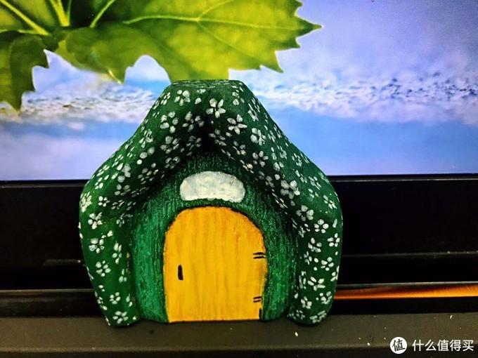 二。手工木制玩具之小精灵门