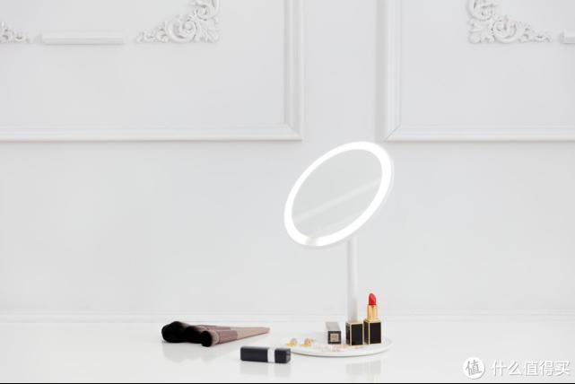 小姐姐们请看过来,小米发布新品米家LED化妆镜