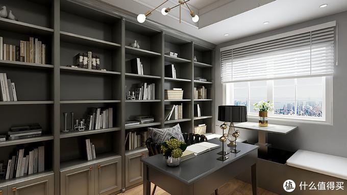 洛氏路全屋定制:120平的简约风格,土豪级的装修,简直是好看又大气!