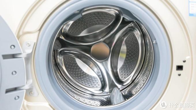 洗得干净烘得快,小天鹅全自动滚筒洗烘一体洗衣机