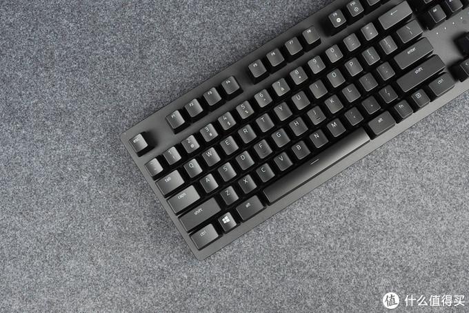 雷蛇猎魂光蛛精英版线性光轴机械键盘评测