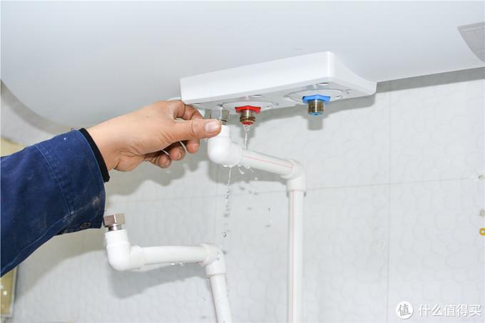 可以用到房子拆迁的佳尼特智能电热水器 洗澡一步到位