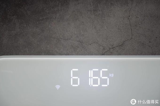 WIFI蓝牙双模还能测心率,云康宝CS20A体脂秤测评