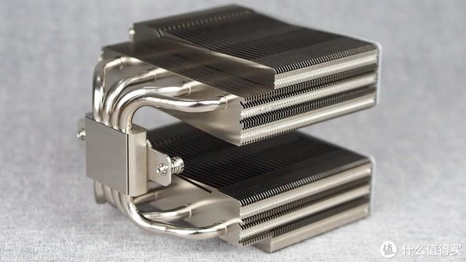 0.2毛的双塔散热器本体,又是那个买风扇送散热器的它—利民 FS140 霜灵 双塔散热开箱简测