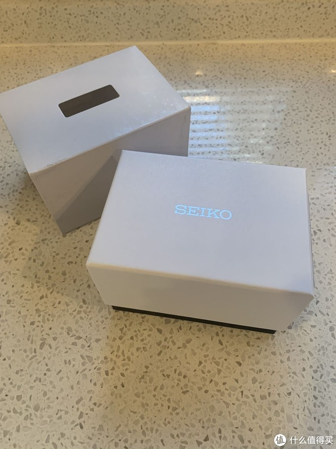 SEIKO 精工 SNE499小罐头黑五亚马逊开箱记