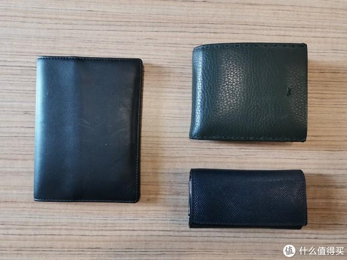 护照夹、钱包和钥匙包