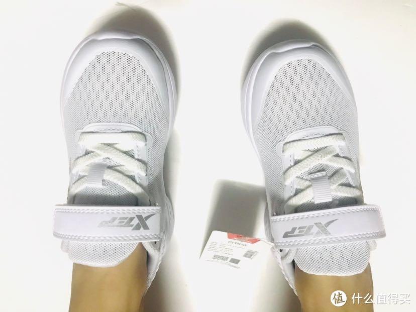 鞋不分贵贱,合穿才重要:54元入手一双特步童鞋