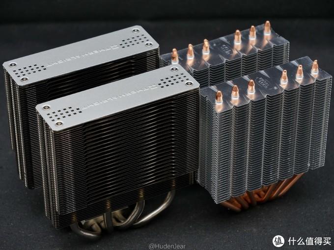 利民新散热FS140,对比测试