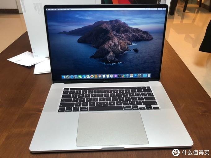 MacBook Pro16寸官网晒单