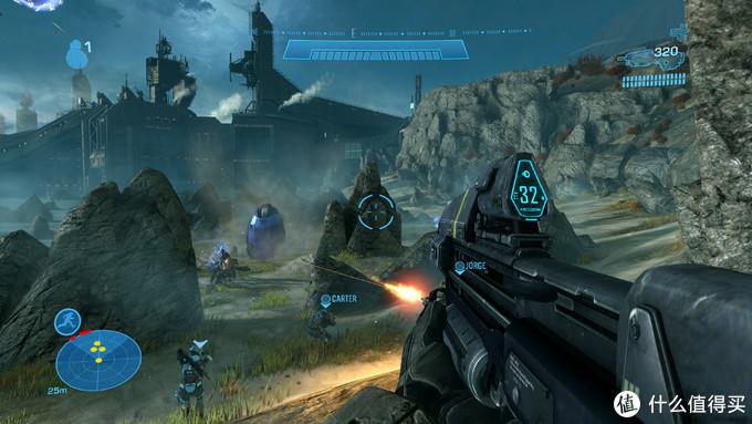 《光环:致远星》登陆PC:Steam口碑爆棚、玩家数跃居TOP4